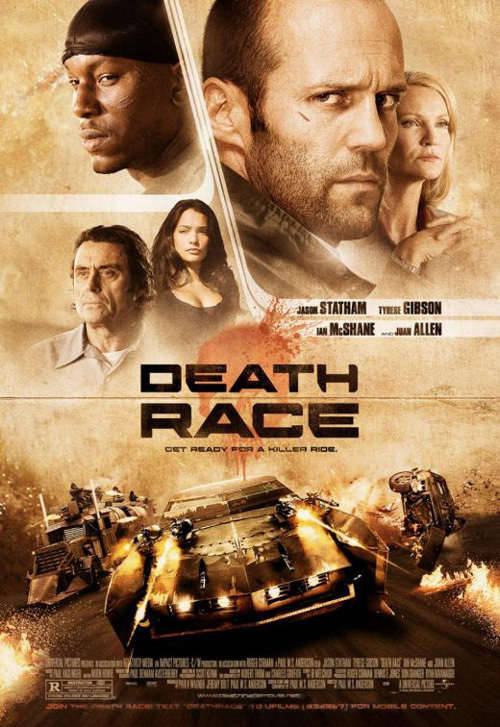 Wyścig śmierci / Death Race (2008) LEKTOR PL DVDRIP